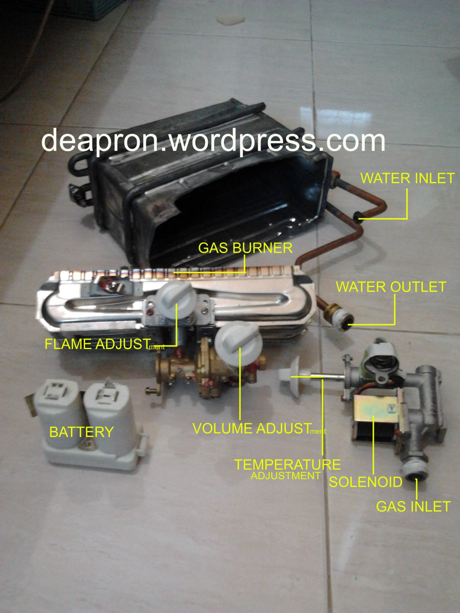 Troubleshooting Gas Water Heater Welcome To Deapron S Blog
